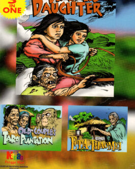 Demoness Daughter ,Eta Thaomei And Old Couple Taro Plantation